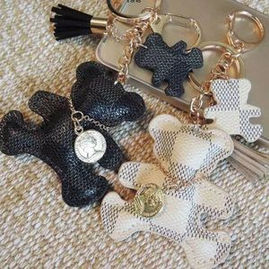 Accessories - Key, Purse rings